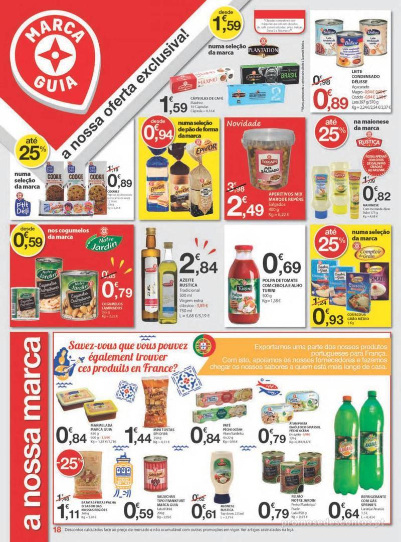 Folheto E.leclerc Uma semana cheia de promoções - 8 de Agosto a 14 de Agosto - página 18