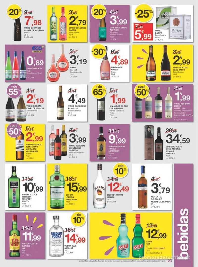 Folheto E.leclerc Uma semana cheia de promoções - 8 de Agosto a 14 de Agosto - página 23