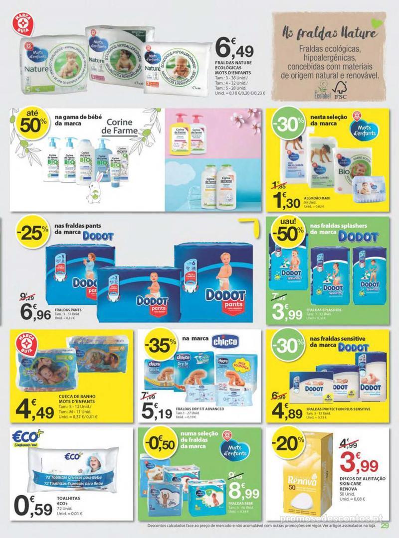 Folheto E.leclerc Uma semana cheia de promoções - 8 de Agosto a 14 de Agosto - página 29