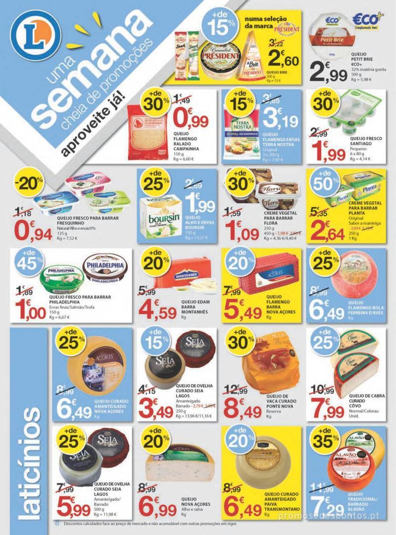 Folheto E.leclerc Uma semana cheia de promoções - 8 de Agosto a 14 de Agosto - página 8