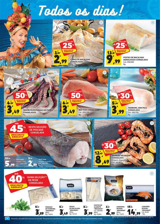 Folheto E.leclerc Tem frescos como ninguém - 1 de Dezembro a 31 de Dezembro - página 6