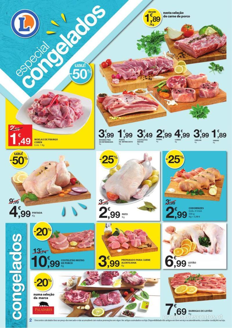 Folheto E.leclerc Especial Congelados - 3 de Junho a 16 de Junho - página 2