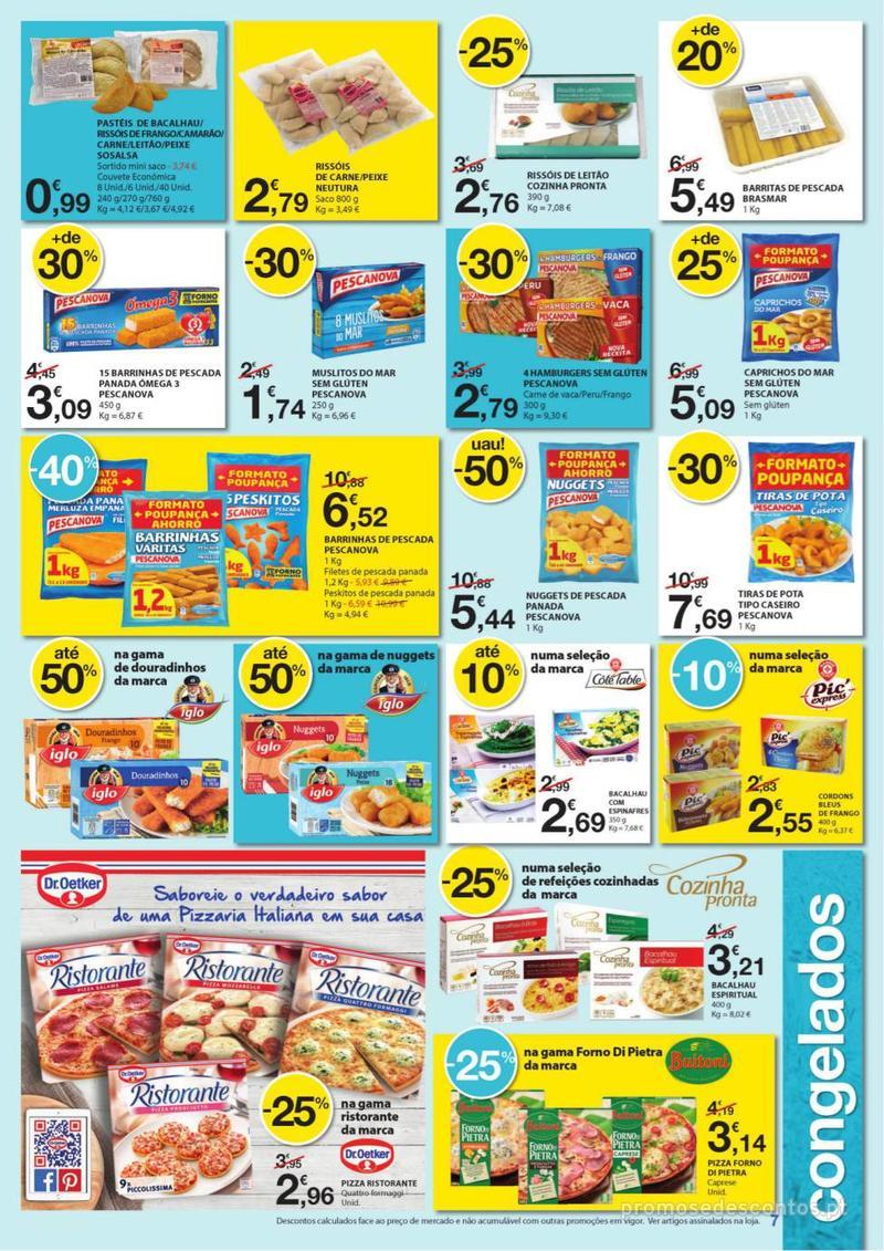 Folheto E.leclerc Especial Congelados - 3 de Junho a 16 de Junho - página 7