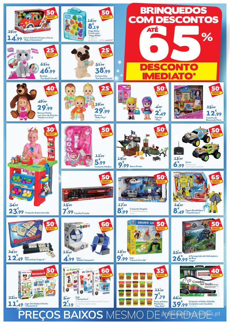 Folheto E.leclerc Brinquedos com descontos - 3 de Dezembro a 11 de Dezembro - página 2
