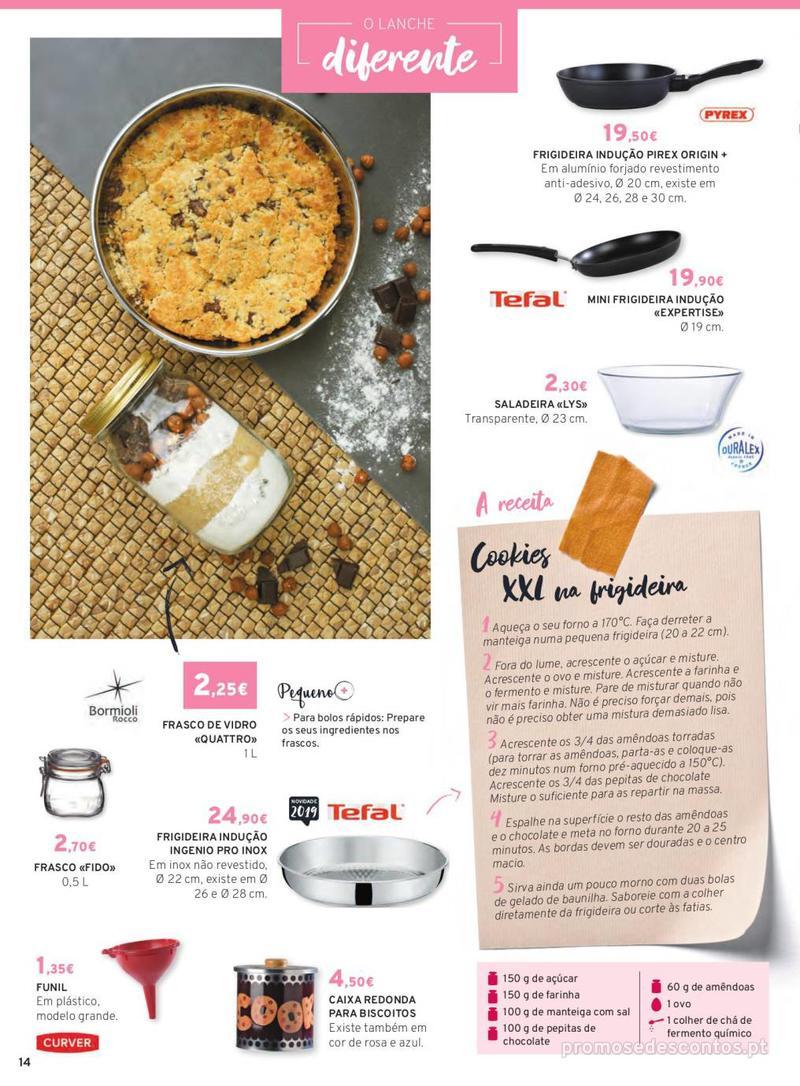 Folheto E.leclerc Mesa e Cozinha - 1 de Abril a 30 de Setembro - página 14