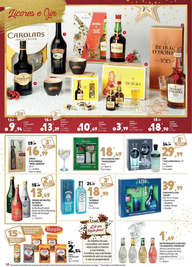 Folheto E.leclerc Presentes para um Natal delicioso - 30 de Novembro a 16 de Dezembro - página 10