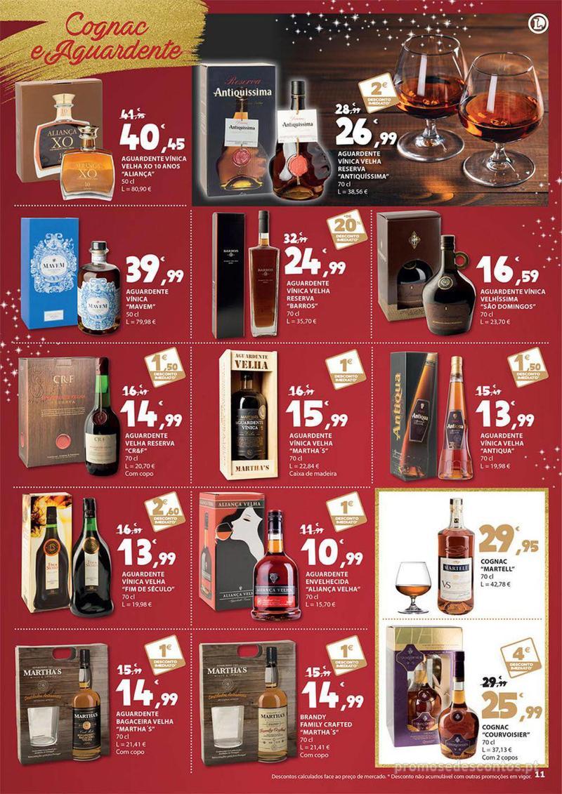 Folheto E.leclerc Presentes para um Natal delicioso - 30 de Novembro a 16 de Dezembro - página 11