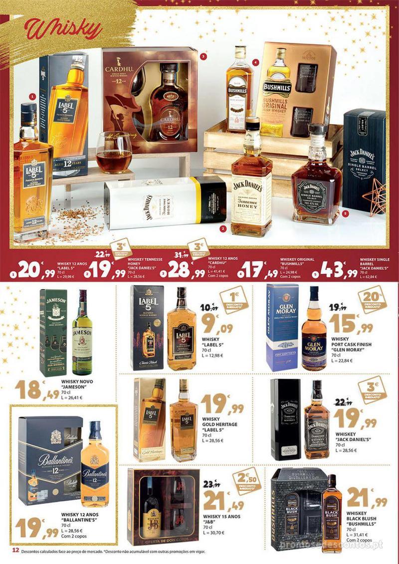 Folheto E.leclerc Presentes para um Natal delicioso - 30 de Novembro a 16 de Dezembro - página 12