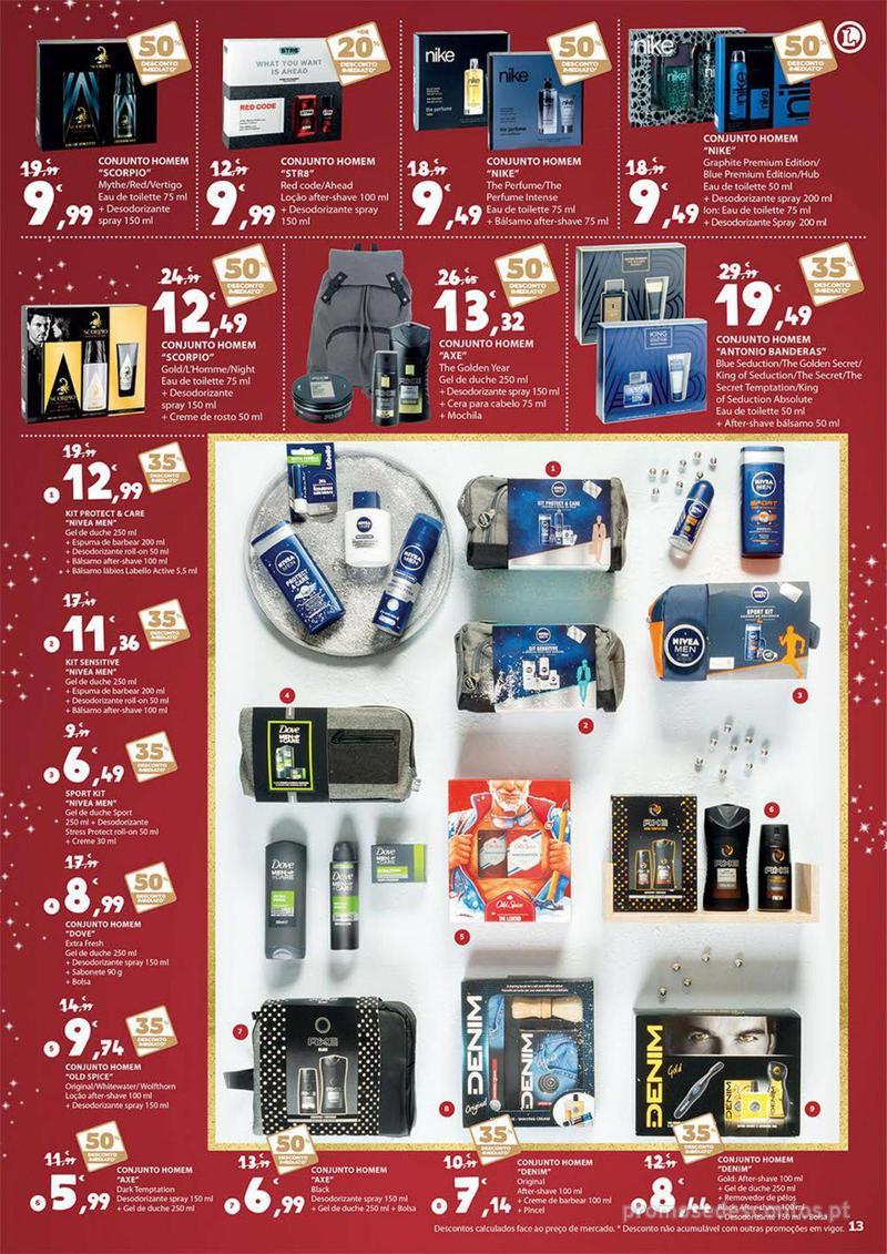 Folheto E.leclerc Presentes para um Natal delicioso - 30 de Novembro a 16 de Dezembro - página 13