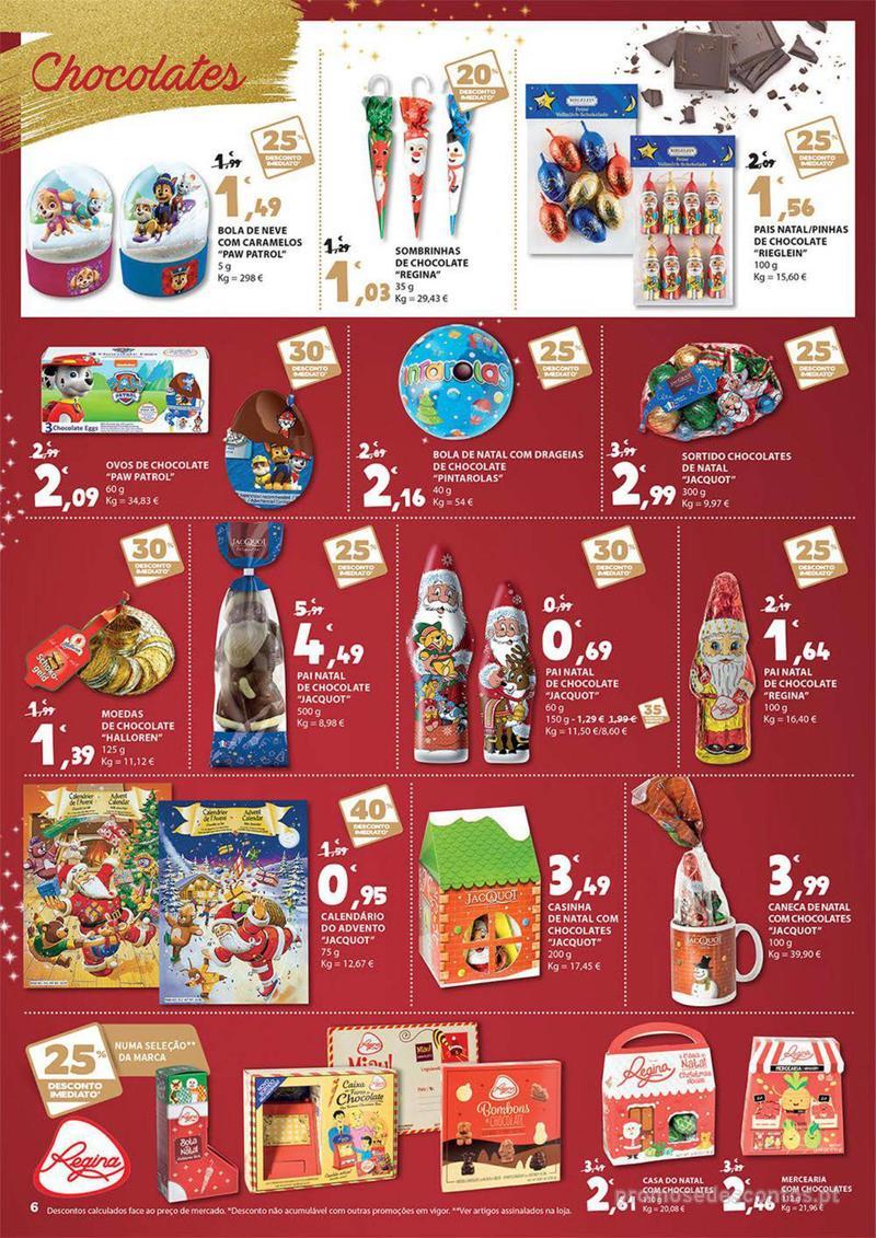 Folheto E.leclerc Presentes para um Natal delicioso - 30 de Novembro a 16 de Dezembro - página 6
