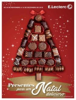 Presentes para um Natal delicioso - 30 de Novembro a 16 de Dezembro