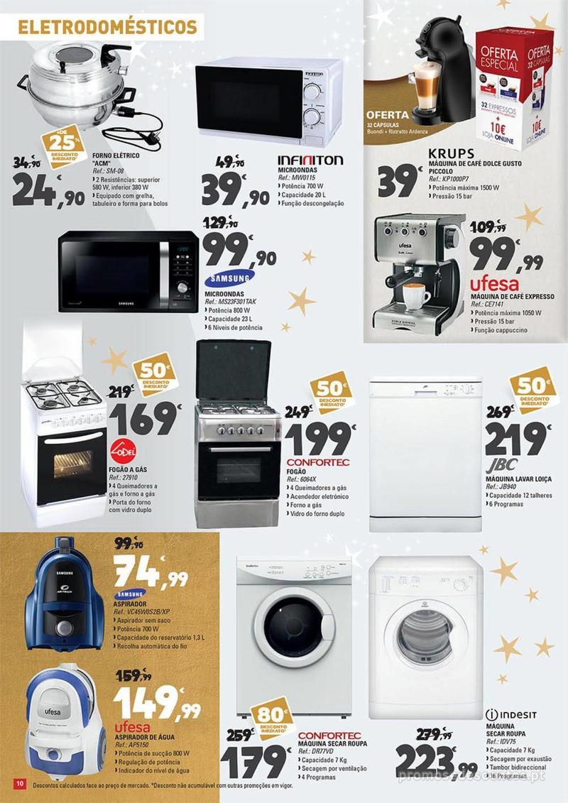 Folheto E.leclerc Temos os melhores presentes de Natal para si! - 27 de Novembro a 23 de Dezembro - página 10
