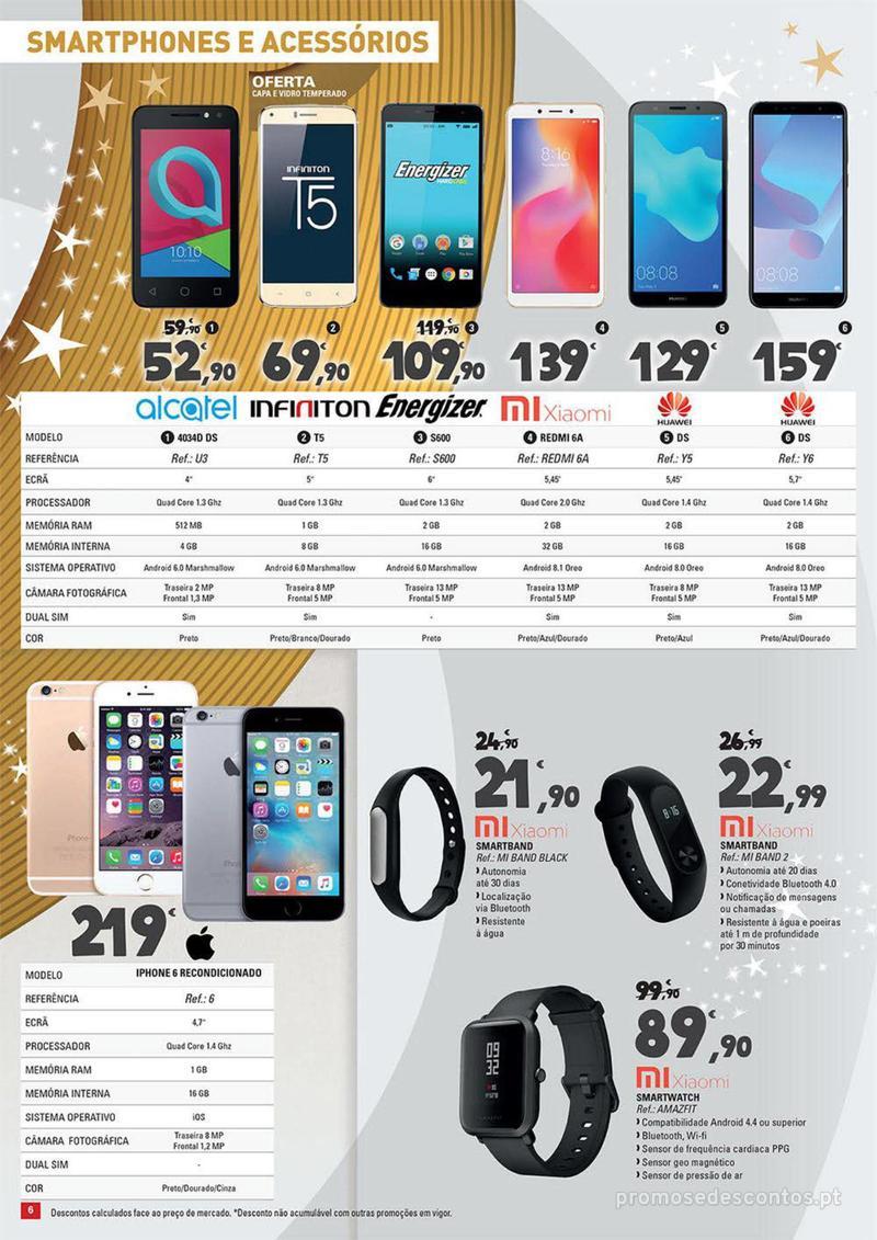 Folheto E.leclerc Temos os melhores presentes de Natal para si! - 27 de Novembro a 23 de Dezembro - página 6