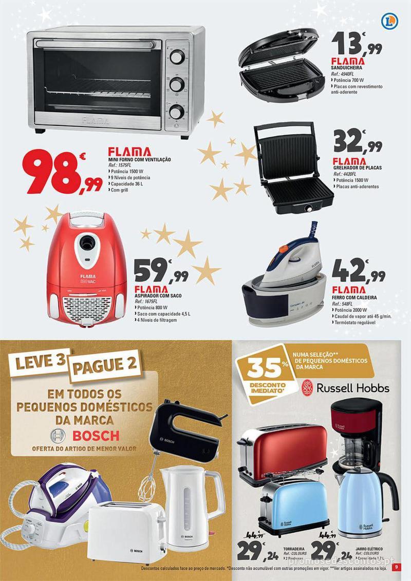 Folheto E.leclerc Temos os melhores presentes de Natal para si! - 27 de Novembro a 23 de Dezembro - página 9