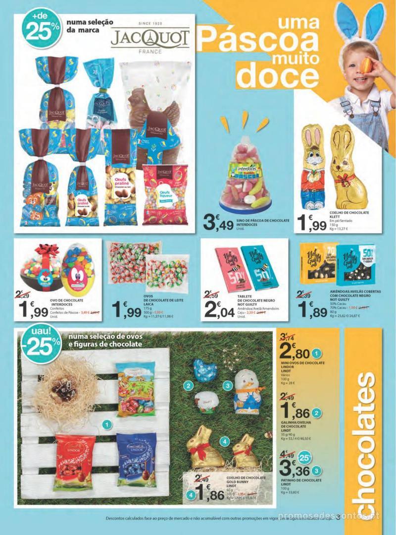 Folheto E.leclerc Na Páscoa a tradição é pagar pouco - 11 de Abril a 21 de Abril - página 3
