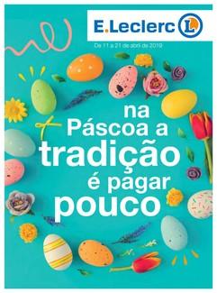 Na Páscoa a tradição é pagar pouco - 11 de Abril a 21 de Abril