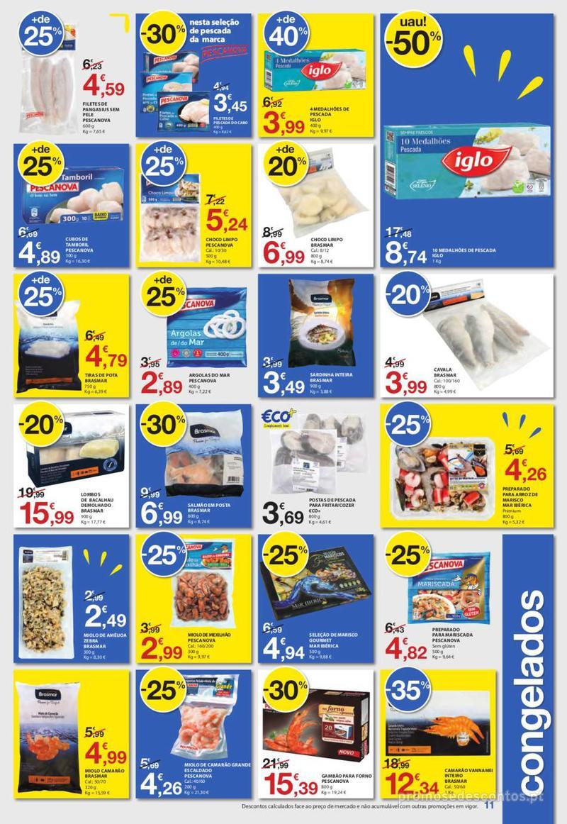 Folheto E.leclerc Uma semana cheia de promoções - 6 de Junho a 12 de Junho - página 11