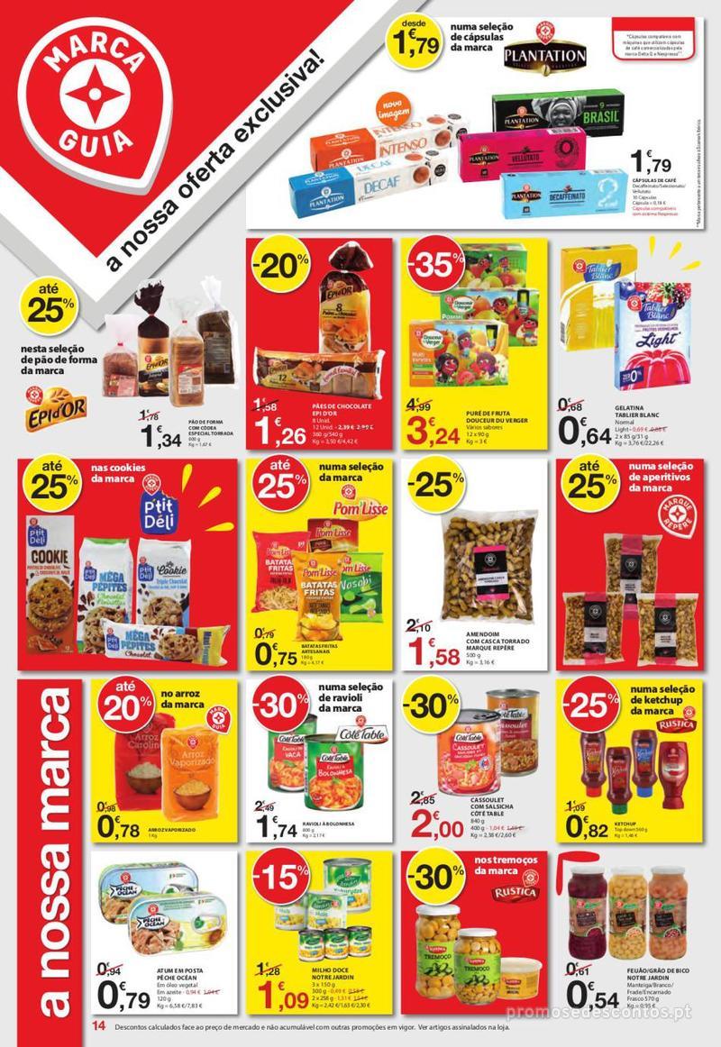 Folheto E.leclerc Uma semana cheia de promoções - 6 de Junho a 12 de Junho - página 14