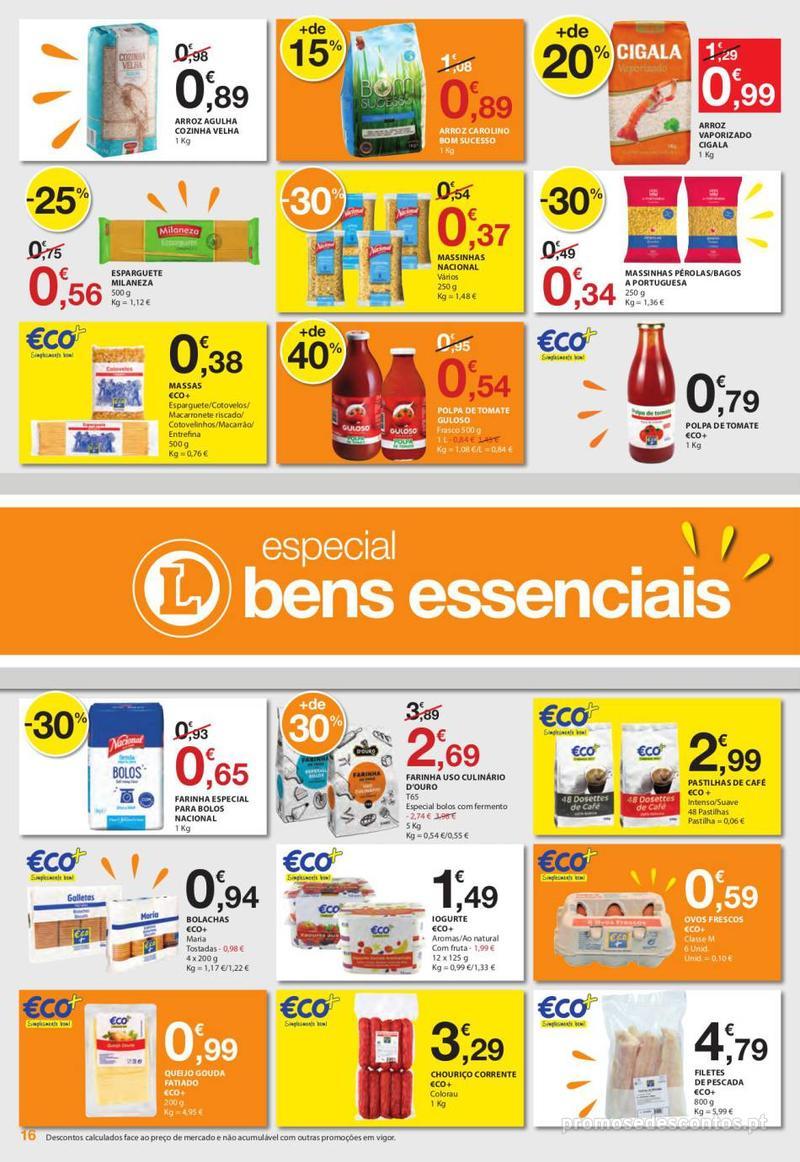 Folheto E.leclerc Uma semana cheia de promoções - 6 de Junho a 12 de Junho - página 16