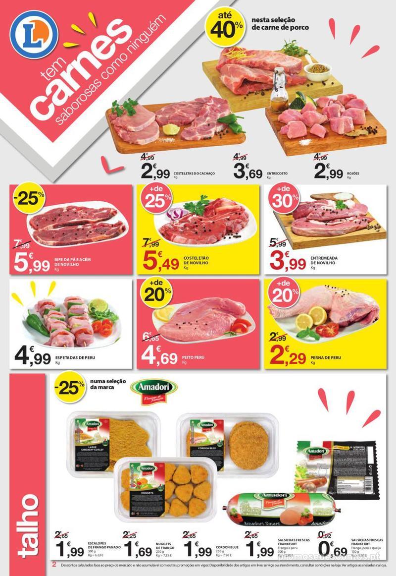 Folheto E.leclerc Uma semana cheia de promoções - 6 de Junho a 12 de Junho - página 2