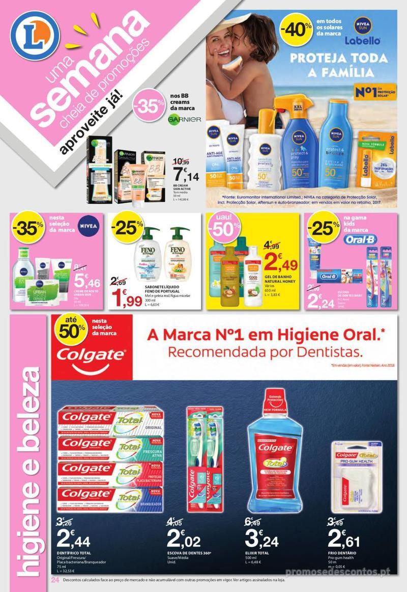 Folheto E.leclerc Uma semana cheia de promoções - 6 de Junho a 12 de Junho - página 24