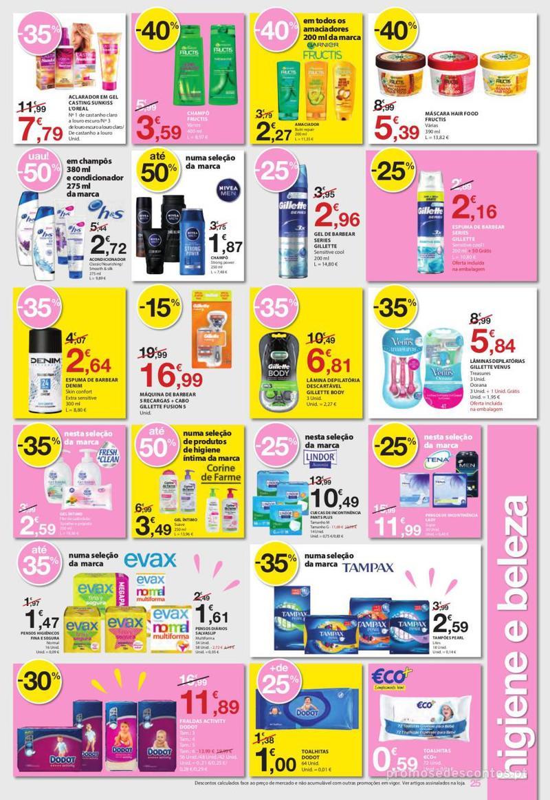 Folheto E.leclerc Uma semana cheia de promoções - 6 de Junho a 12 de Junho - página 25