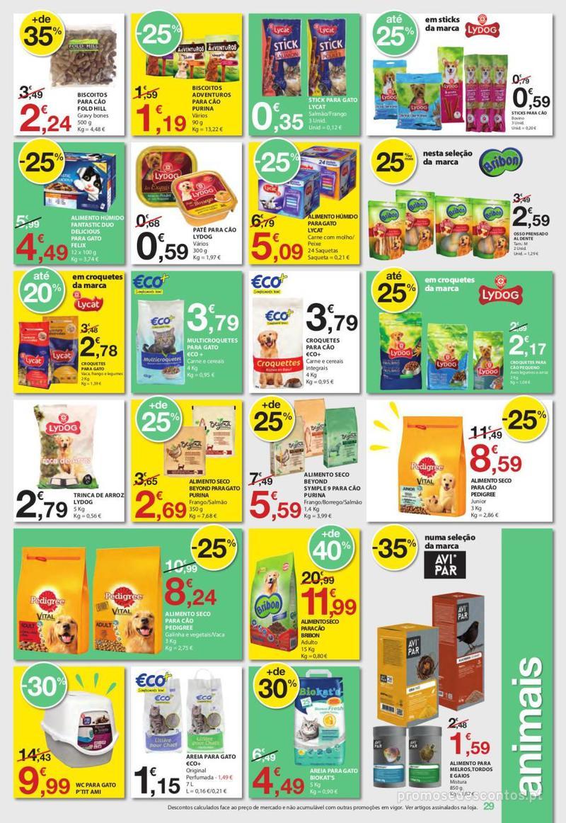Folheto E.leclerc Uma semana cheia de promoções - 6 de Junho a 12 de Junho - página 29