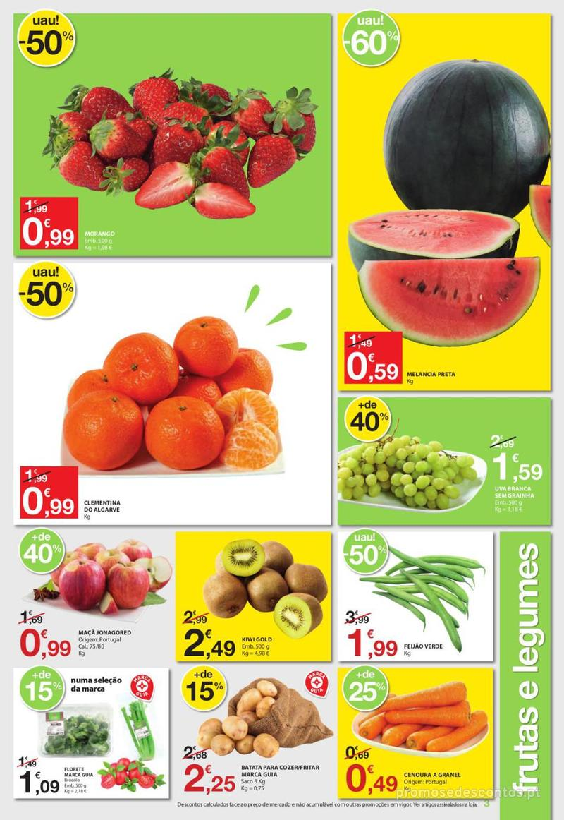Folheto E.leclerc Uma semana cheia de promoções - 6 de Junho a 12 de Junho - página 3