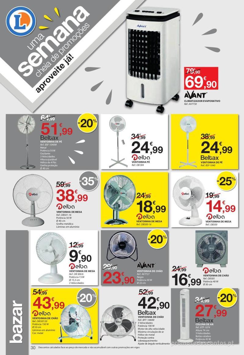 Folheto E.leclerc Uma semana cheia de promoções - 6 de Junho a 12 de Junho - página 30