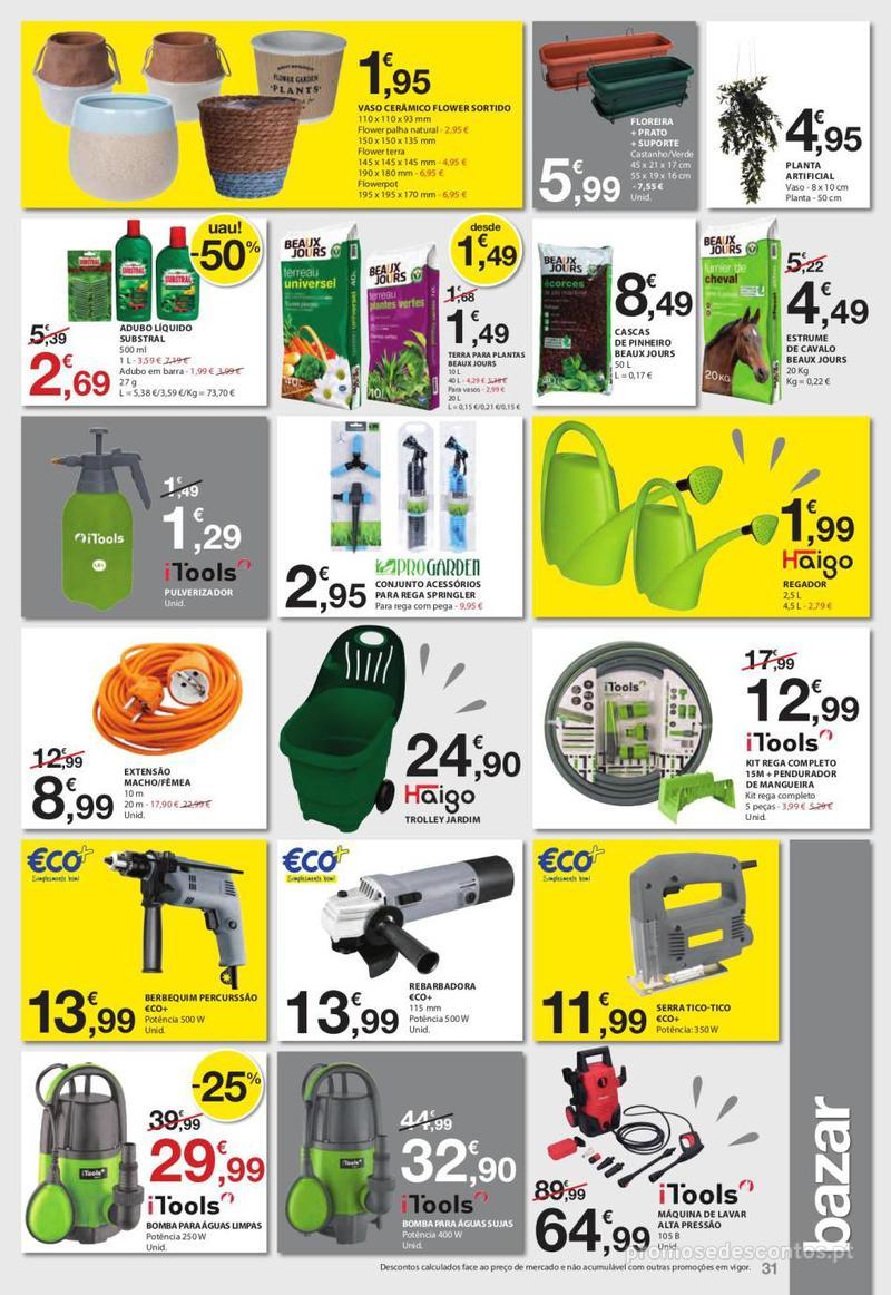 Folheto E.leclerc Uma semana cheia de promoções - 6 de Junho a 12 de Junho - página 31