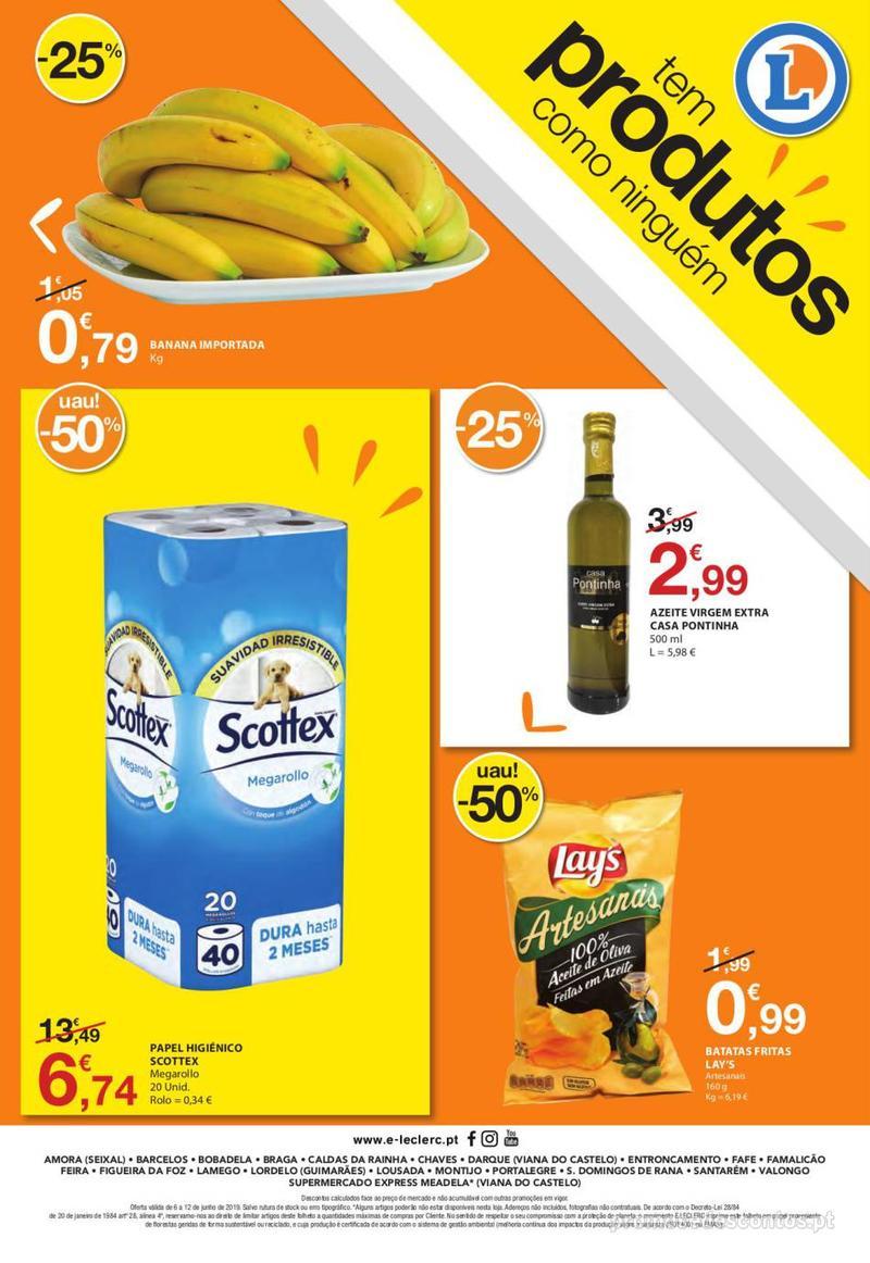 Folheto E.leclerc Uma semana cheia de promoções - 6 de Junho a 12 de Junho - página 32