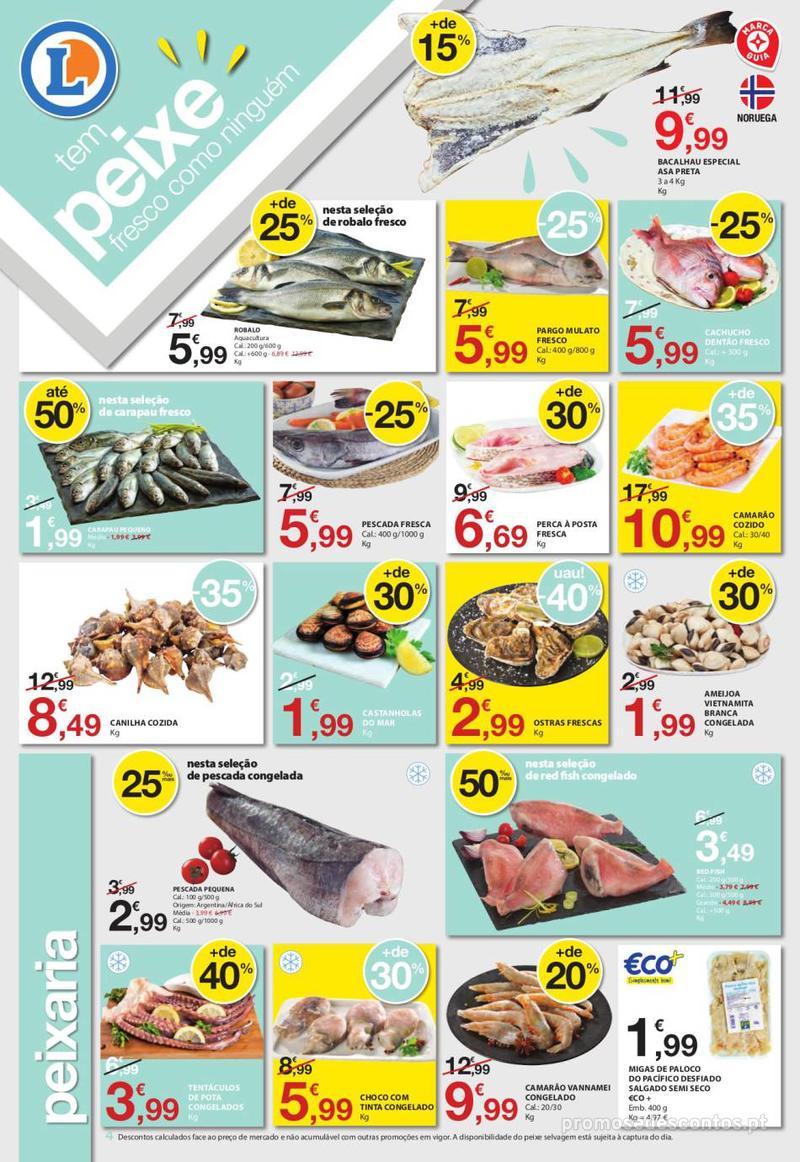 Folheto E.leclerc Uma semana cheia de promoções - 6 de Junho a 12 de Junho - página 4