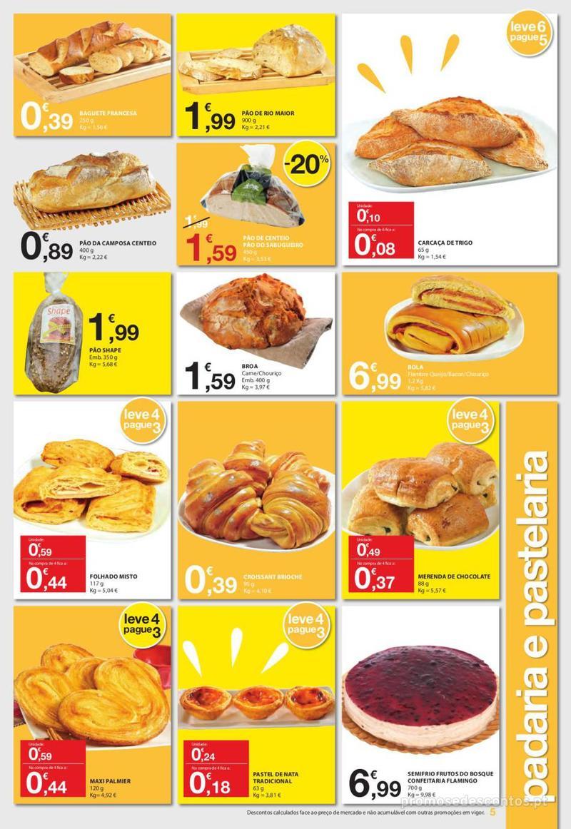 Folheto E.leclerc Uma semana cheia de promoções - 6 de Junho a 12 de Junho - página 5