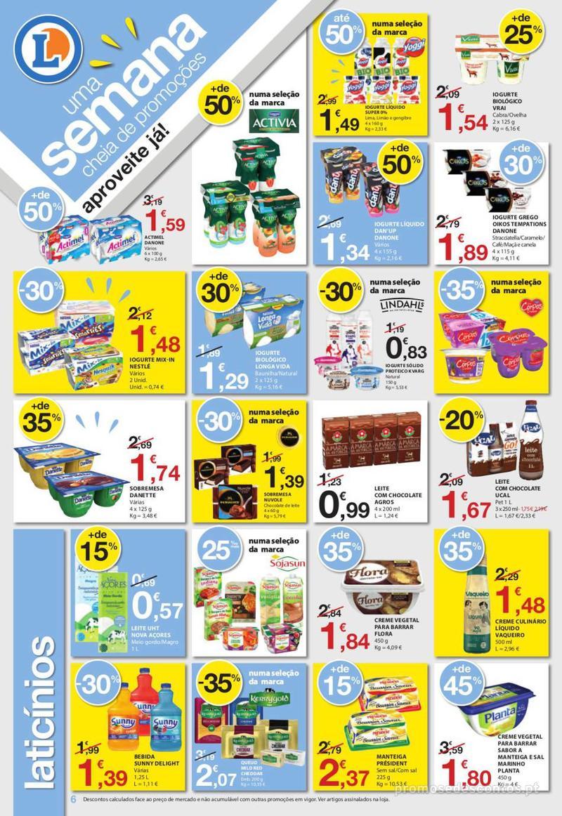 Folheto E.leclerc Uma semana cheia de promoções - 6 de Junho a 12 de Junho - página 6