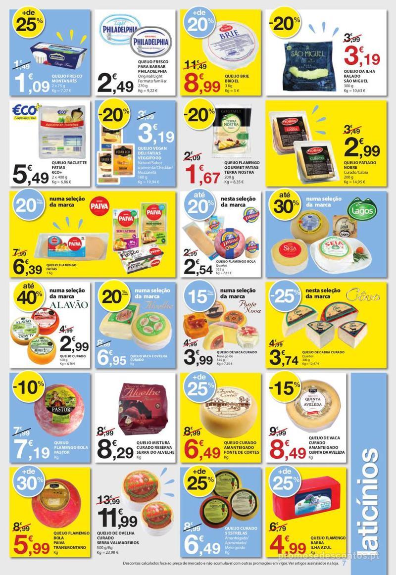 Folheto E.leclerc Uma semana cheia de promoções - 6 de Junho a 12 de Junho - página 7