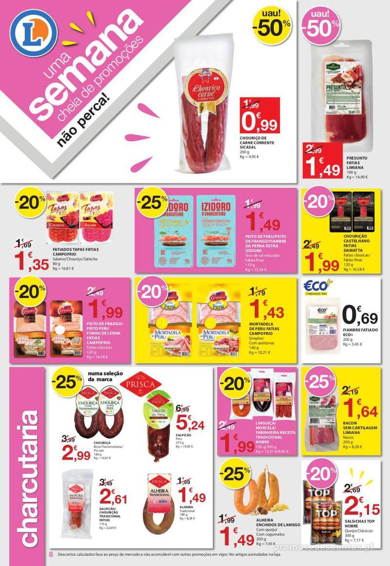 Folheto E.leclerc Uma semana cheia de promoções - 6 de Junho a 12 de Junho - página 8