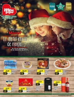 Um Natal cheio de magia - 22 de Novembro a 25 de Dezembro