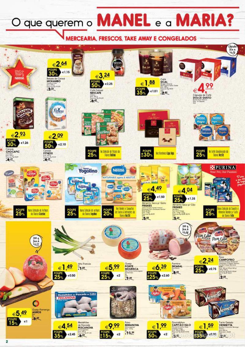 Folheto Meu Super Tudo o que precisam para o dia a dia - Lojas Pequenas - 29 de Novembro a 10 de Dezembro - página 2