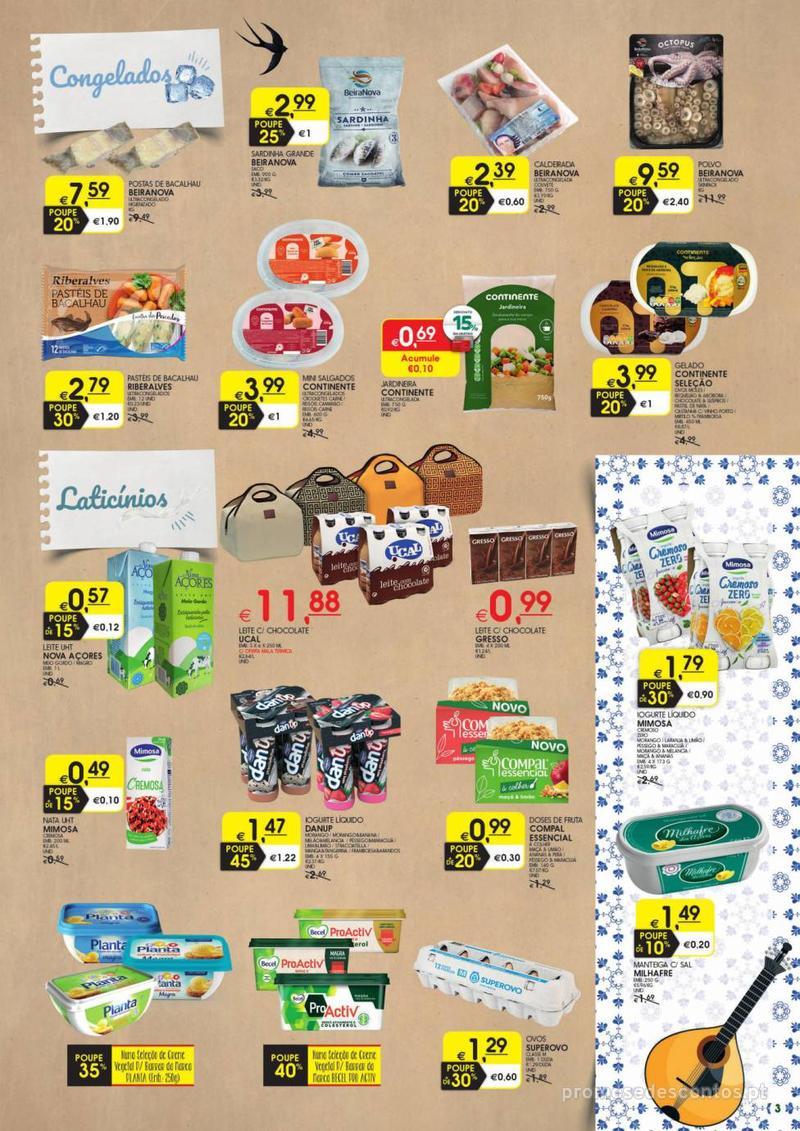 Folheto Meu Super A despensa da Maria é portuguesa, com certeza. - 8 de Agosto a 19 de Agosto - página 3