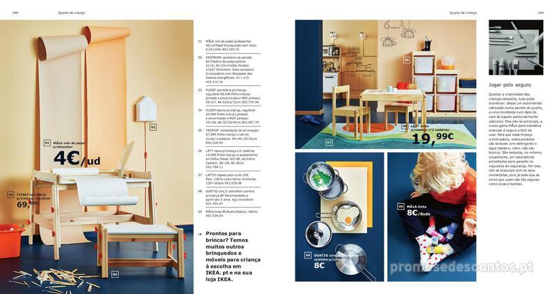 Folheto IKEA Catálogo 2018/19 - 24 de Agosto a 31 de Julho - página 100