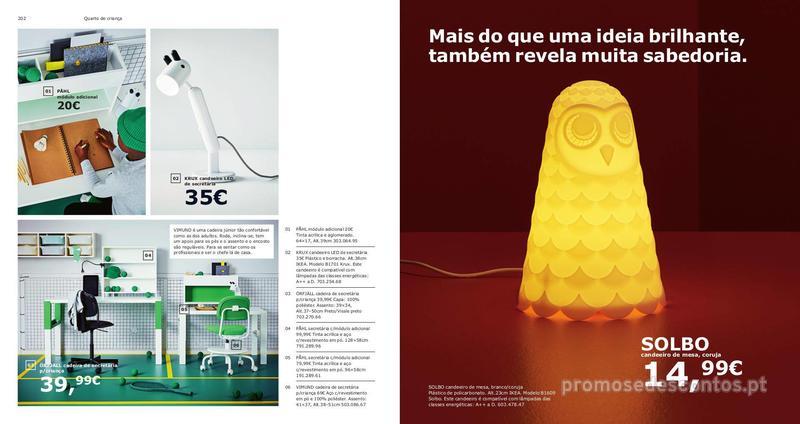 Folheto IKEA Catálogo 2018/19 - 24 de Agosto a 31 de Julho - página 102