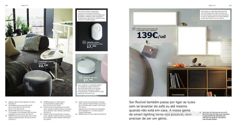 Folheto IKEA Catálogo 2018/19 - 24 de Agosto a 31 de Julho - página 104