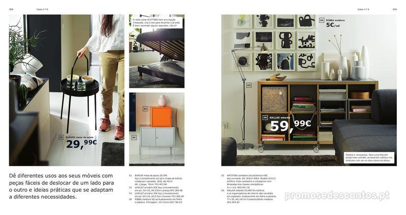 Folheto IKEA Catálogo 2018/19 - 24 de Agosto a 31 de Julho - página 105