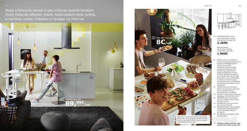 Folheto IKEA Catálogo 2018/19 - 24 de Agosto a 31 de Julho - página 106