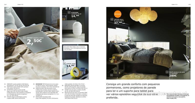 Folheto IKEA Catálogo 2018/19 - 24 de Agosto a 31 de Julho - página 108