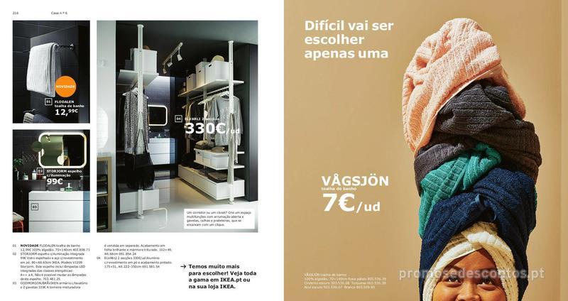 Folheto IKEA Catálogo 2018/19 - 24 de Agosto a 31 de Julho - página 109