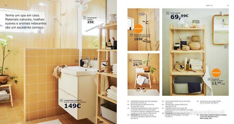 Folheto IKEA Catálogo 2018/19 - 24 de Agosto a 31 de Julho - página 11