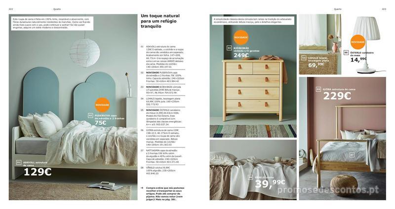 Folheto IKEA Catálogo 2018/19 - 24 de Agosto a 31 de Julho - página 112