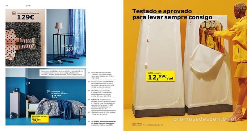 Folheto IKEA Catálogo 2018/19 - 24 de Agosto a 31 de Julho - página 114