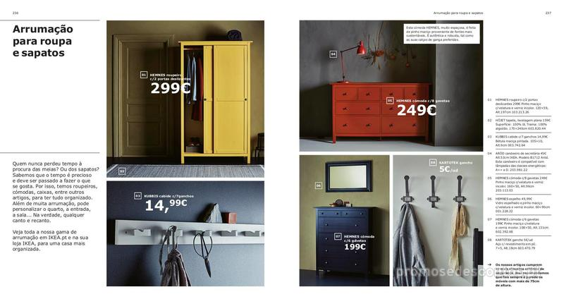 Folheto IKEA Catálogo 2018/19 - 24 de Agosto a 31 de Julho - página 119